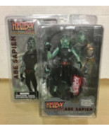 2007 Hellboy Animated Abe Sapien deluxe action figure- RARE! New- MISP - $125.00