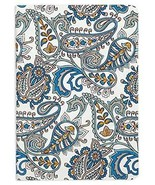 Paisley Embroidered Journal by Galison Gift Quality New - $16.99