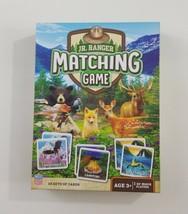 Jr Ranger Matching Game 2018 Masterpieces Inc New SEALED - $12.19