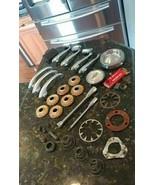 VTG Window Cranks Steering Wheel Grease Cap Knob Lock Turn Signal Lever ... - $110.45