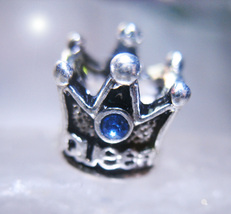 Haunted Free W $49 Be Treated Like Royalty Crown Charm Magick Cassia4 Albina - $0.00
