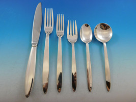 Sonata by Reed & Barton Sterling Silver Flatware Set 38 pcs Dinner Rare Scarce - $2,350.00