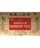 Prince Of Peace Instant Korean Panax Ginseng Tea - 100 Count - $9.27