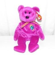 """Ty Millennium the Bear Beanie 8.5"""" 2000 - $4.95"""