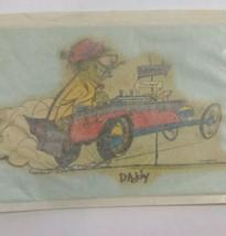 Vintage Weird-ohs Original 1960s Decals By Hawk Model Company NOS 32D-40 Daddy - $34.64