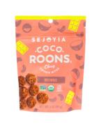 Keto snacks: Sejoyia Coco-Roons low carb Brownie Bites 3 oz 3 pack (9 ca... - $23.27