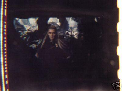 Lord of the Rings 35mm film cell transparency LOTR Slide 30