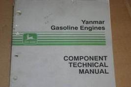 JD John Deere Yanmar Gas Engines Technical Manual - $49.95
