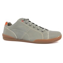 Timberland Men's Earthkeepers Splitcup Cap Toe Taupe Orange Oxford Shoes... - $65.02 CAD