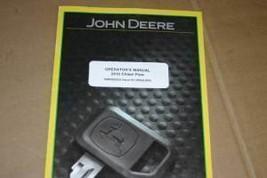 JD John Deere 2410 Chisel Plow Operators Manual - $24.95