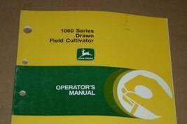 JD John Deere 1060 Drawn Cultivator Operators Manual - $24.95