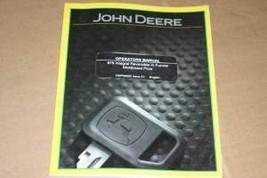JD John Deere 975 Moldboard Plow Operators Manual - $24.95