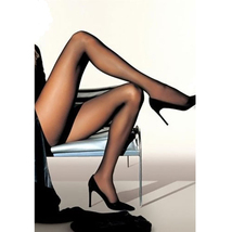 Sexy Ultrathin Sheer Tights Pantyhose Leggings Black  - $19.90