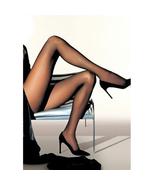 Sexy Ultrathin Sheer Tights Pantyhose Leggings Black  - $19.90