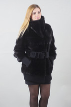 Luxury gift/Blackglama Mink fur coat Full Skin /Wedding,or anniversary p... - $2,599.00