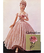 FROM BREAD TO FLOWERS IN THE PALM OF YOUR HANDS CARNATION + - $5.50