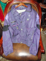Detail s about   Spyder Active Sports Ski Jacket USA Large in Purples pr... - $250.00