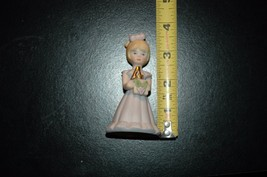 Growing up Birthday Girl Age 4  decorative collectible doll enesco - $8.00