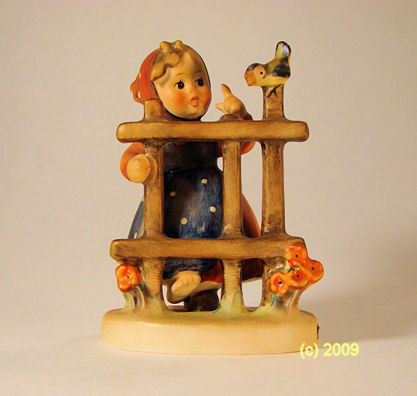 Hummel Signs of Spring 203 TMK-4 Goebel Figurine
