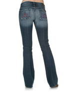 NWT 7 For All Mankind Planet Funk Pink A Pocket... - $242.00
