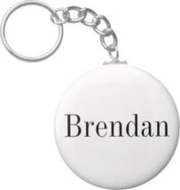 2.25 Inch Brendan Name Keychain (Style 1) - $2.75