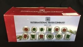 NIB International Silver Company 12 Days Of Christmas Silver-Plate Frame... - $32.29