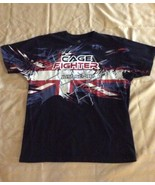 Cage Fighter Mma Authentic B J Penn Tee Size Xl - $9.89