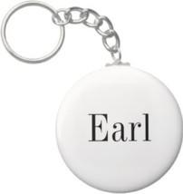 2.25 Inch Earl Name Keychain (Style 1) - $2.75