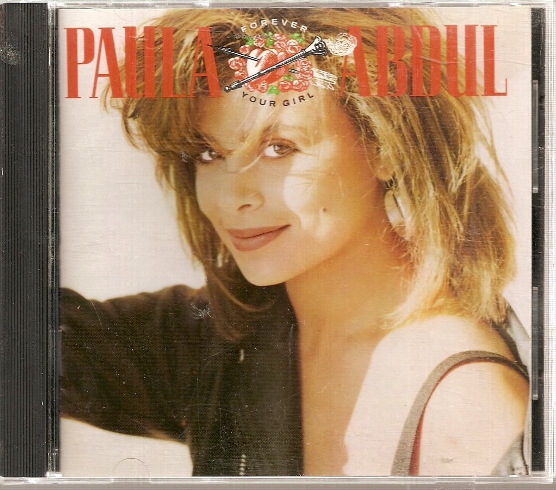 cd--Abdul, Paula 	Forever Your Girl