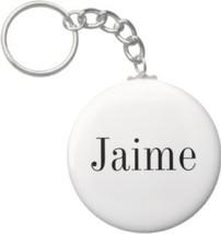 2.25 Inch Jaime Name Keychain (Style 1) - $2.75