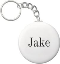 2.25 Inch Jake Name Keychain (Style 1) - $2.75