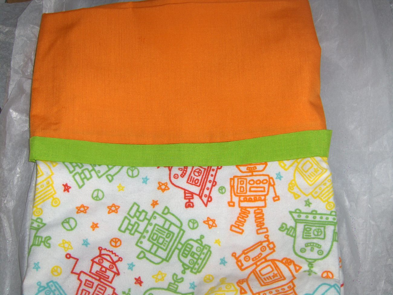 Magic Christmas Pillow Case with Poem or a Just for Fun Slee