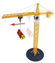 40 inch tall DoubleE 2.4G Simulation Remote Control RC Tower Crane Toy - $67.36