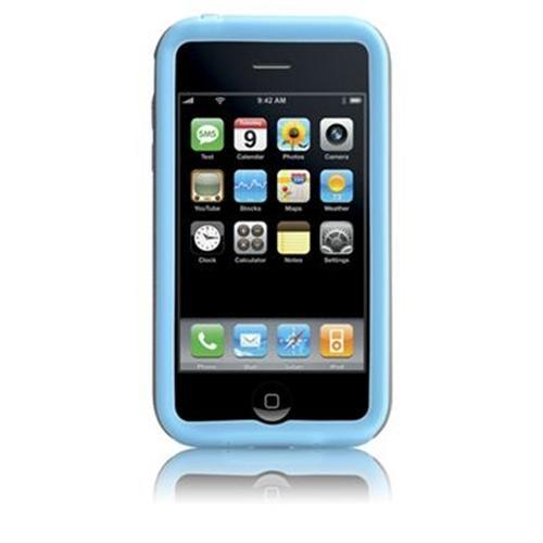 Case Mate Tough Hard Shell iPhone 3G / 3GS AT&T Blue/Grey