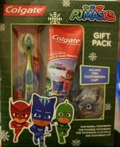 Colgate PJ Masks Toothbrush Kit - $9.50