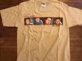 Rare Clay Aiken 2004 Concert Tour Shirt Size M American Idol Mint - $23.75