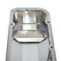 BBC Fabricated Tall Aluminum Valve Covers Big Block Chevy 396 427 454 BLACK image 8