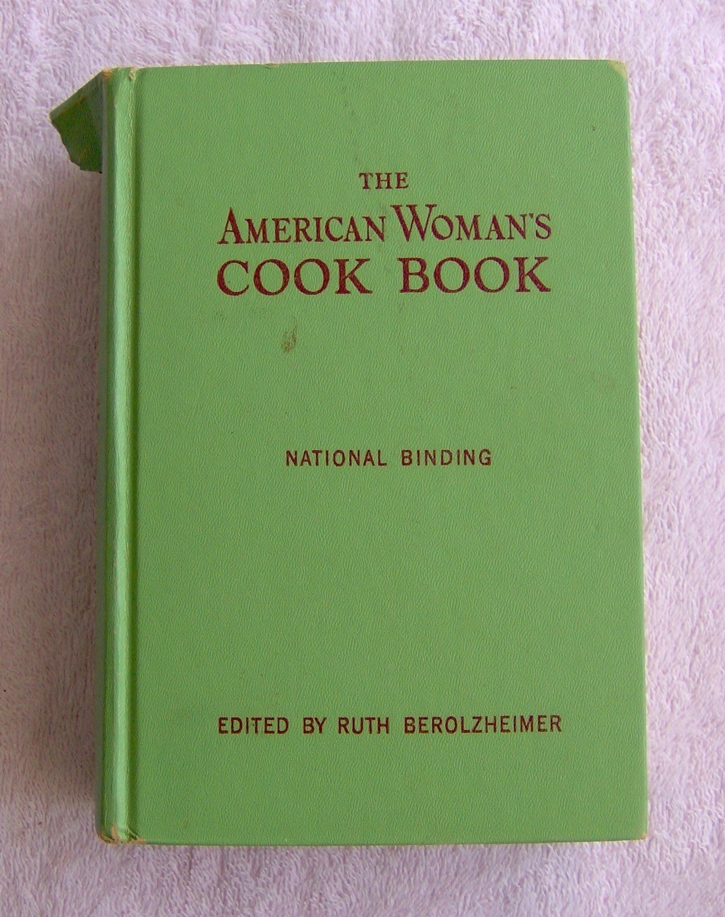 American woman s cookbook