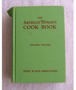 American Woman's Cook Book Vintage Hardcover 19... - $14.99
