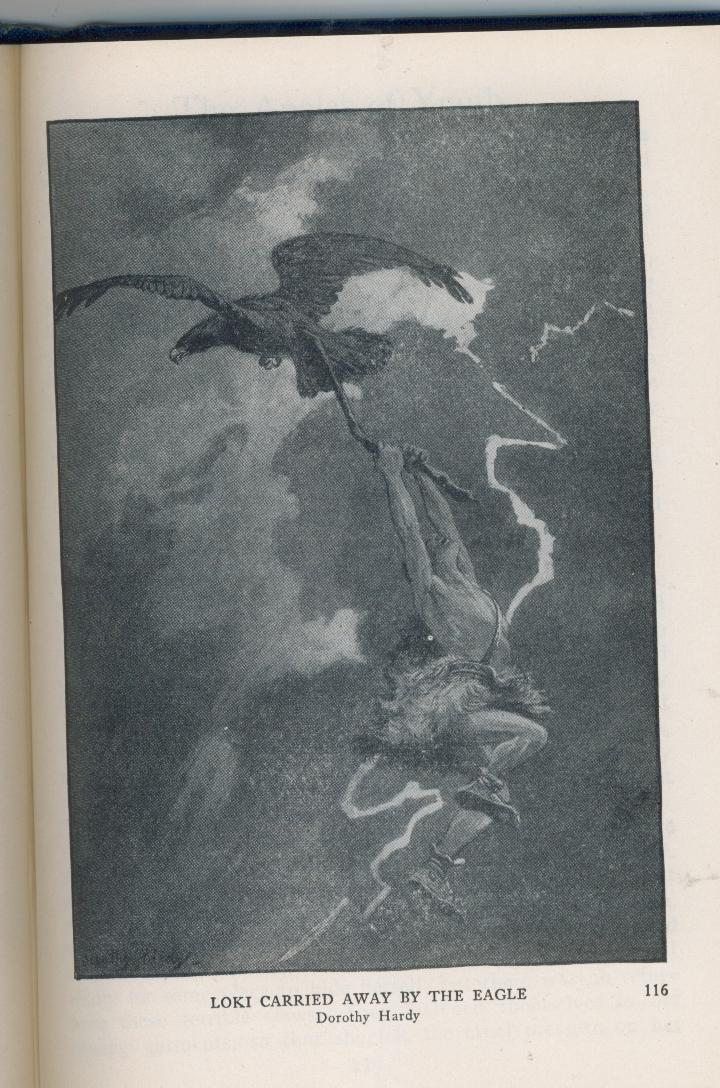 Cruse - THE BOOK OF MYTHS - 1945 - many illustrations