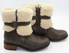 UGG Blayre II Women's Winter Boot - Lodge Leather - Size 5 - NEW Authentic - $177.64
