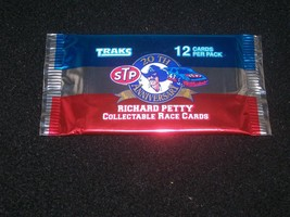 Richard Petty Collectable Race Cards By: Traks - $1.75