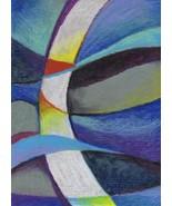 Akimova: WAVES, abstraction - $10.00