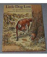 Vintage Children's Illustrated Book Little Lost Dog 1970 - $5.00