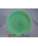 Vintage Fiestaware Original Green Lunch Plate  R - $13.60