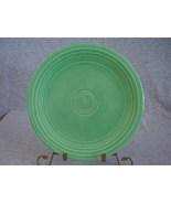 Vintage Fiestaware Original Green Lunch Plate  P - $12.00