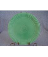 Vintage Fiestaware Original Green Lunch Plate  N - $13.60