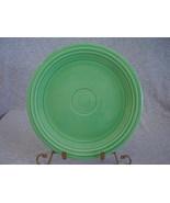 Vintage Fiestaware Original Green Lunch Plate  M - $13.60