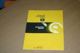 JD John Deere 118/120 Pressure Washers Operators Manual - $24.95