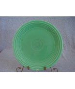 Vintage Fiestaware Original Green Lunch Plate  H - $10.00
